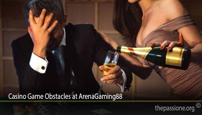 Casino Game Obstacles at ArenaGaming88